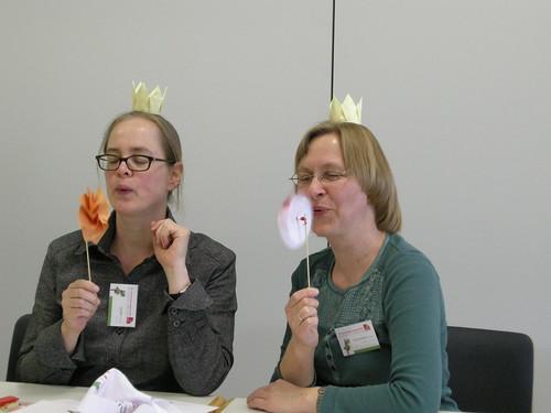 Origami Deutschland convention 2014