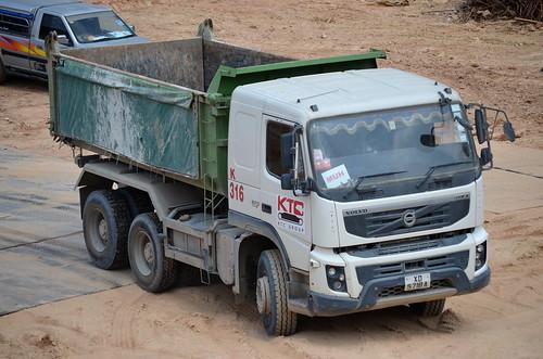Kok Tong Construction (KTC) Volvo FMX 370 Tipper Truck