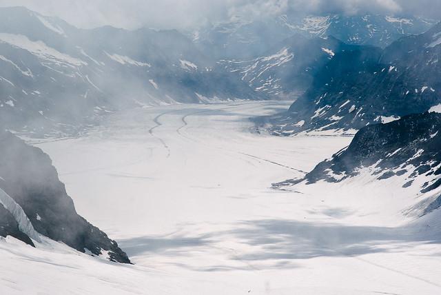 Gran Glaciar Aletsch