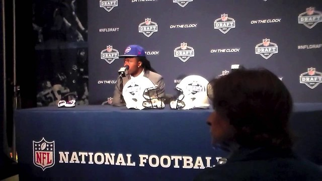Sammy Watkins Highlights Interview, Buffalo Bills WR Interview NFL Draft from Flickr via Wylio