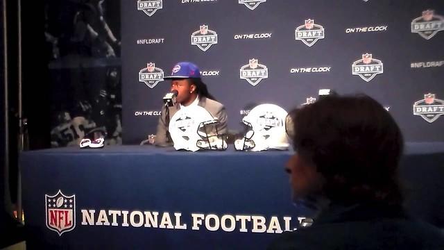 Sammy Watkins Highlights Interview, Buffalo Bills WR Interview NFL Draft from Flickr via Wylio
