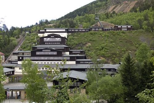 Weltkulturerbe Rammelsberg in Goslar