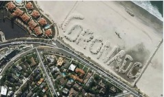 Coronado Sand Dunes Secret Message