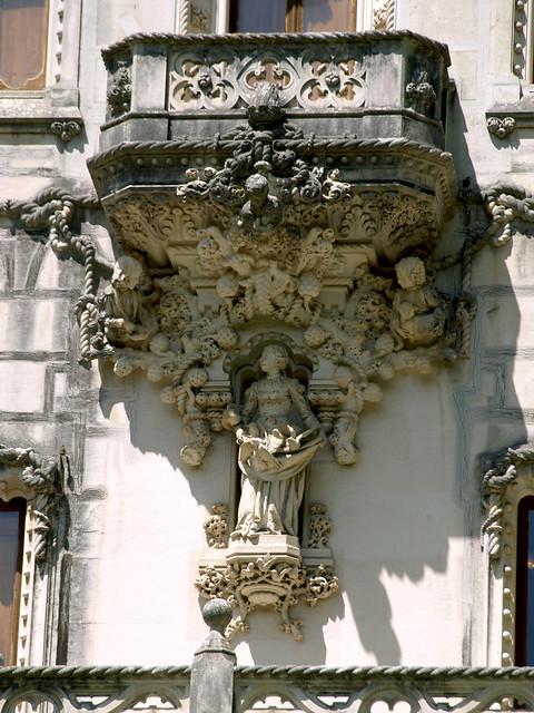 Sintra, Portugal - Quinta da Regaleira
