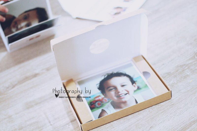 Instagram - mobile fotoboekje