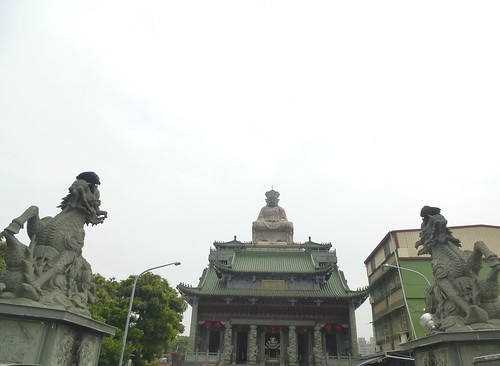 Ta-Kaohsiung-Lotus Pond-Chauchai Temple (3)