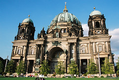 Berliner Dom. Berlin. Germany