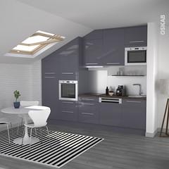 cuisine design en ligne. Black Bedroom Furniture Sets. Home Design Ideas