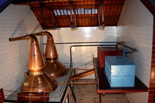 Glenkinchie Distillery - Pencaitland