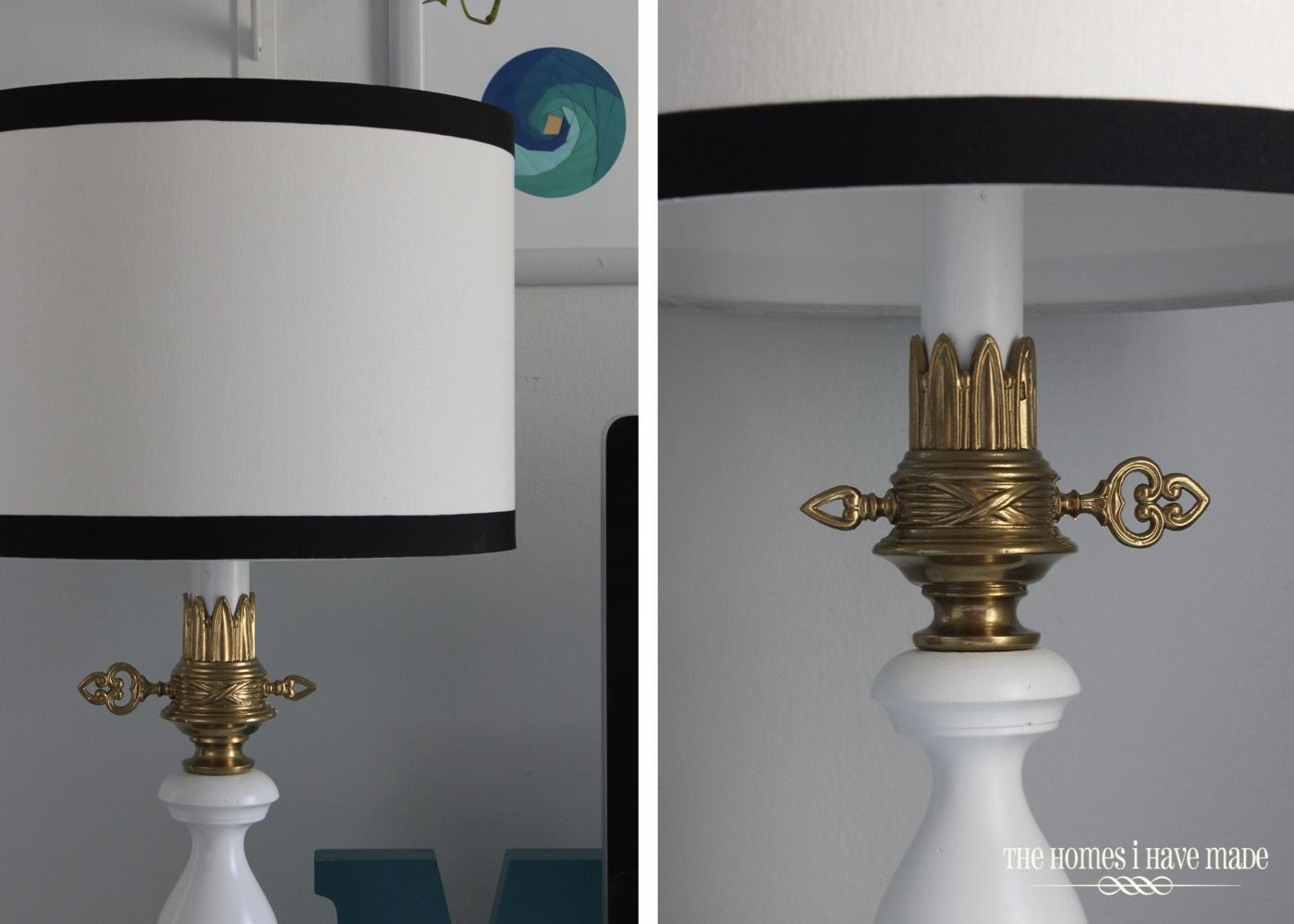 Vintage Lamp Makeover-003