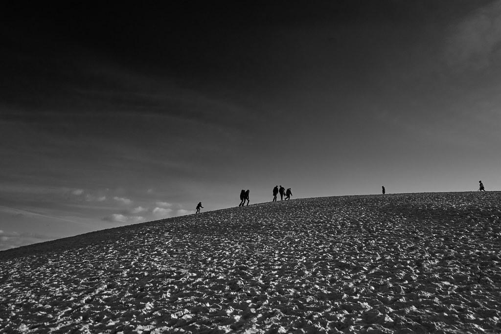 La Dune de pilat - A7II