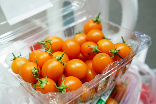 有機蕃茄吃到飽!