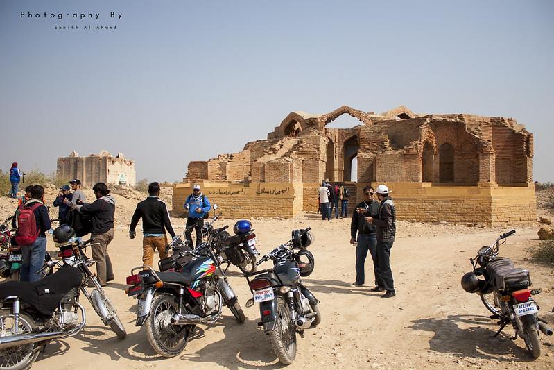 KTG Bikers short trip to makli graveyards thatta sindh - 16343475647 63eea149f2 c
