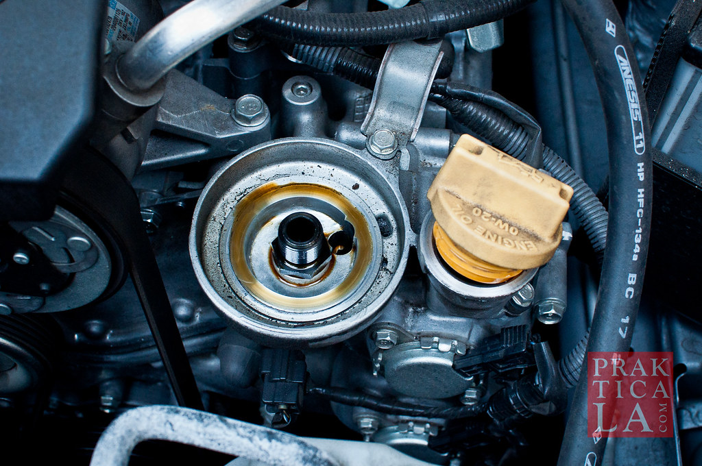 How to: DIY Oil Change for 2012 Subaru Impreza 2.0i (Or Really Any ...