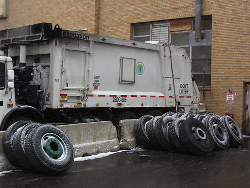 spare tires for snowplows