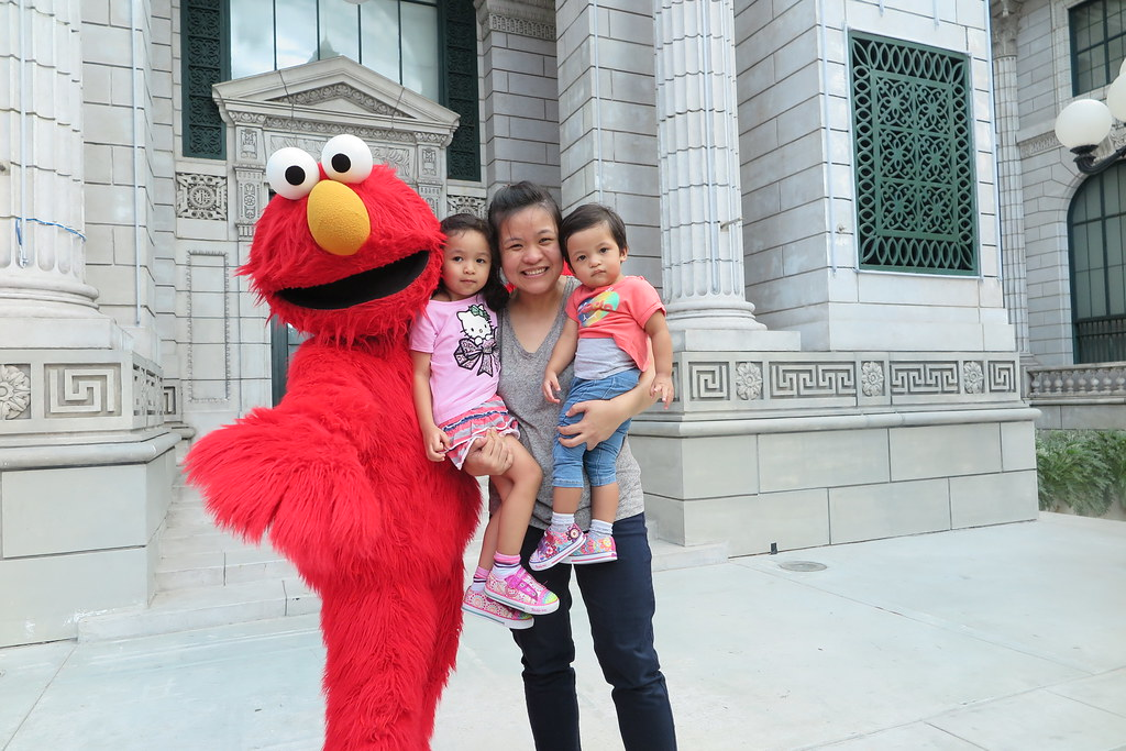 Family Fun at Universal Studios Singapore