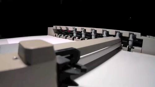 HP 9872C Graphics Plotter