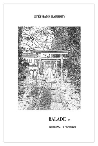 Balade 01, Yoshidayama - 15 février 2015