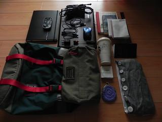 Things in My Backpack