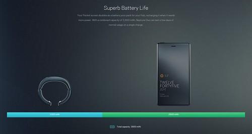 ตัว Pocket ของ Neptune Duo ทำหน้าที่เป็นเหมือน PowerBank สำหรับ Hub ได้ด้วย