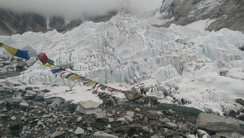 Khumbu Icefall Everest Base Camp