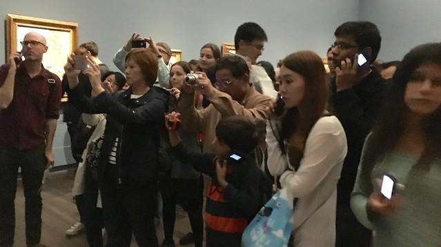 The people vs art