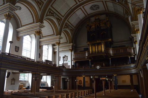 Inside St James's Piccadilly