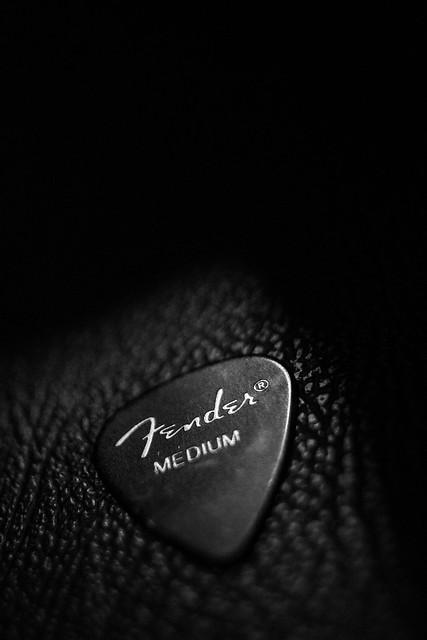 Fender Guitar Pick