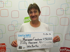 Marianne Goodwin - $50,000 Idaho Road Trip