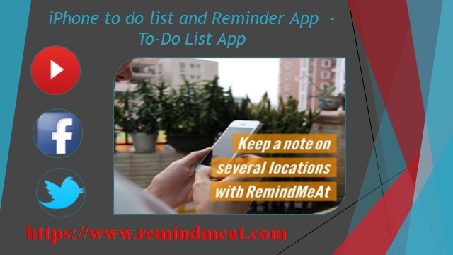 Add Task Reminders & To-Do Lists iPhone - iPad
