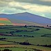 Croghan Mountain and Co. Wexford Landscape by murtphillips