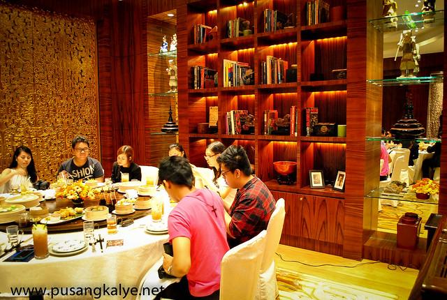 Lili_Restaurant Hyatt