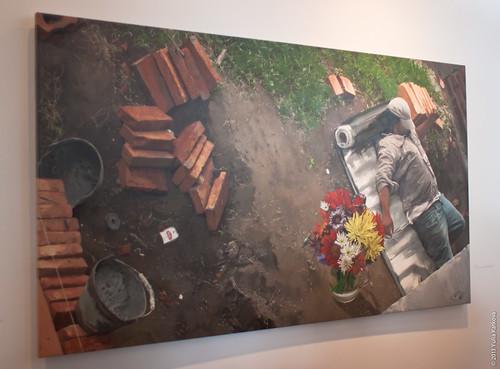 Hugo Zapata - ART Lima 2013