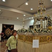 Exposición San Bernardo Sacramental