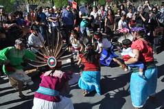 Ceremonia Indigena a Abrir al Espacio