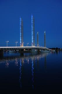 Jacques-Chaban-Delmas-Brücke Bordeaux