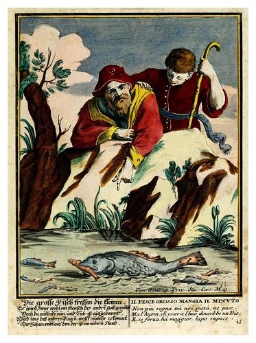 024-Proverbii verificati per l'esperienza cotidiana…1718--Giuseppe Maria Mitelli