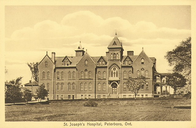 St. Joseph's Hospital Postcard