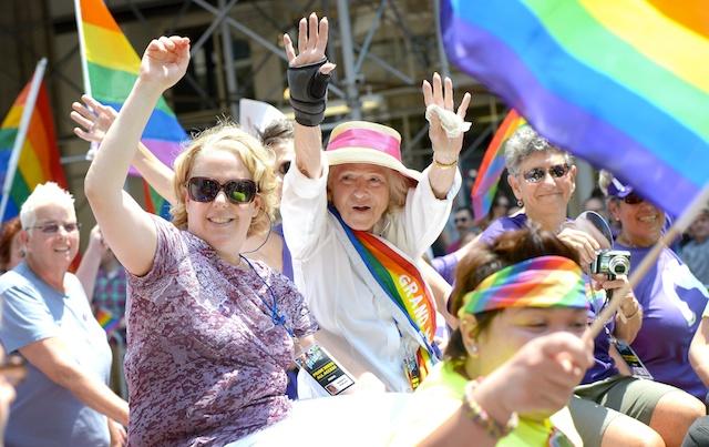 USA NEW YORK GAY PRIDE PARADE