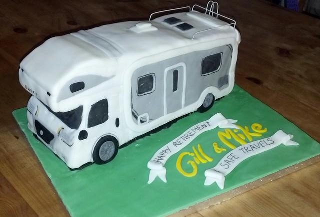 Motorhome Cake Decorating Cake Ideas And Designs