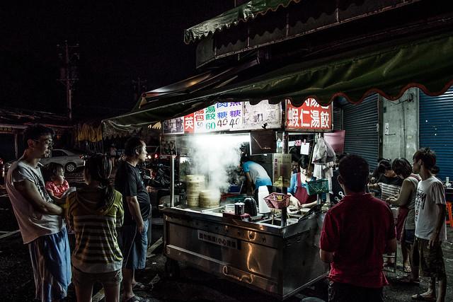 [新竹 竹東]–竹東市場在地小吃–阿英湯包、湯餃、羊肉粳