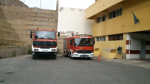 Bomberos de Canarias. 9311705372_c3581b6182