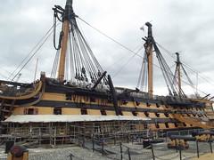 HMS Victory - Portsmouth Historic Dockyard