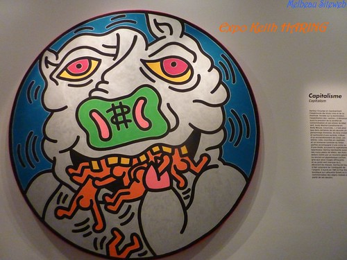 Keith Haring-Paris-Ourcq-