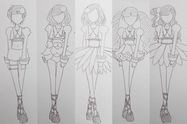 衣装イメージ