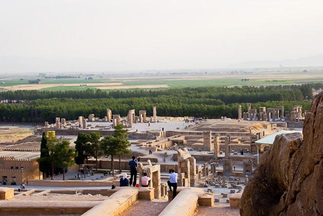 Иран, Персия, Ахемениды, Персеполь, Тахте-Джамшид, Персеполис, история Ирана