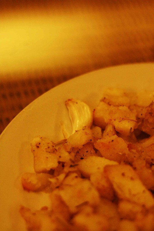 City Food - Patate al Forno, Ajay Guest House