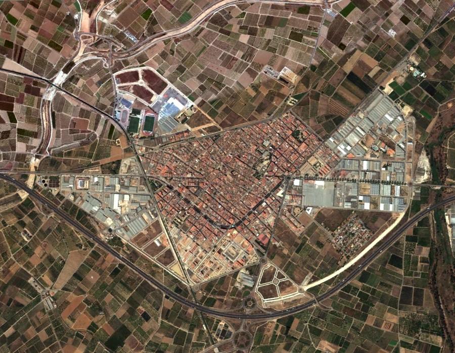 L'Alcudia, Valencia, The Alcudy, después, urbanismo, planeamiento, urbano, desastre, urbanístico, construcción, rotondas, carretera