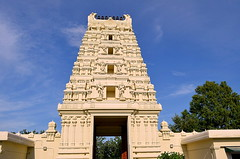 The main Gopuram