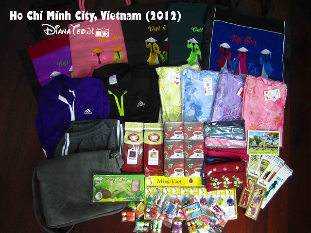 Ho Chi Minh City Haul 01